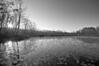 Sunrise, Beaver Marsh, 10/22/12.
